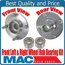 (2) New FRONT Wheel Bearing With Hub Kits for Nissan Sentra 2.5L SE-R 02-06 ONLY