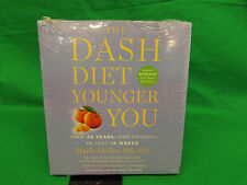 The Dash Diet Younger You: Shed 20 Years - and Pounds - in Just 10 Weeks Audio
