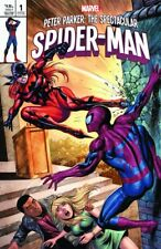 PETER PARKER SPECTACULAR SPIDERMAN 1 KIRKHAM CX MARY JANE VARIANT NM AMAZING