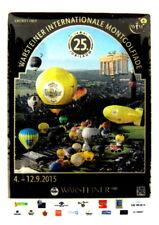 WARSTEINER BALLON Pin / Pins - WERBEPLAKAT 2015 (3212)