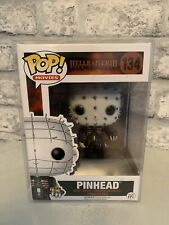 Funko Pop Vinyl Figure Movies Horror Hellraiser 3  Pinhead 134  VAULTED