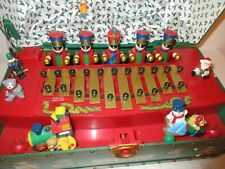 1994 Mr Christmas Santa's Musical Toy Chest 35 Songs
