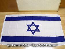 Fahnen Flagge Israel Sonderposten - 90 x 150 cm