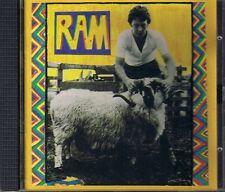 McCartney, Paul & Linda RAM DCC ORO CD solo pressione Giappone