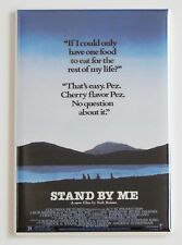 Stand By Me FRIDGE MAGNET (2 x 3 inches) movie poster river phoenix stephen king