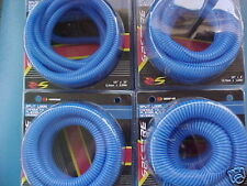 """28' Tubing 3/4"""", 1/2"""", 3/8"""",1/4""""Wire,Hose, Video & Audio Cord Cover, SPLIT LOOM"""