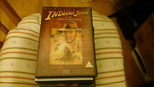 Indiana Jones And The Last Crusade1989 PG by Harrison Ford and Sean Connery