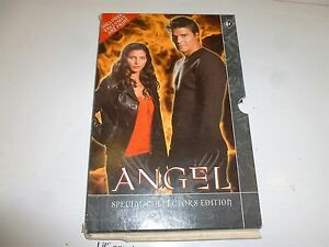 ANGEL Comic Book - Special Collectors Edition Pack - 2 Book & Poster Pack