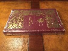 Easton Press ROMEO AND JULIET Shakespeare SEALED