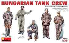 Tankistes Hongrois 1/35 MiniArt