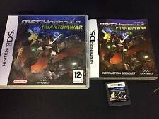 NINTENDO DS : mechassault phantom war