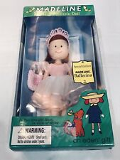 Madeline And Friends 8 Inch Poseable Doll Special Edition Ballerina New In Box