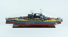 USS Arizona Pennsylvania-class Battleship Wooden Ship Model Scale 1:200