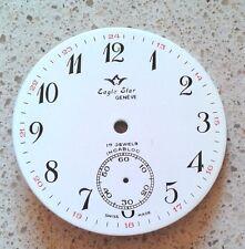 Eaglestar-Arnex pocket watch dial for Ut-6498 40.6 mm with 13-24 track