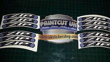 Piaggio Zip Rim tape Wheel stickers EXCLUSIVE 50 70 125 172 180 183 SP RS type1
