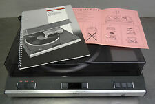 VINTAGE Record Player tangenti DIRECT DRIVE TURNTABLE REVOX b291 ELAC d796 h3