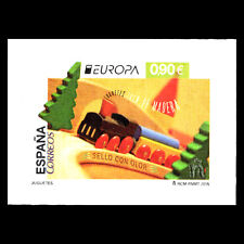 """Spain 2015 - EUROPA Stamps """"Old Toys"""" - MNH"""