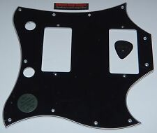 Gibson SG Pickguard Special HP Genuine 5 Ply Black Guitar Parts Custom Classic T