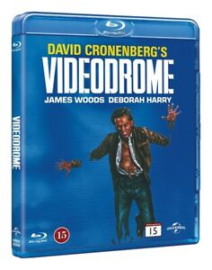 Videodrome Blu Ray
