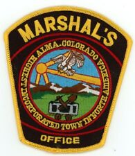 BAYFIELD MARSHAL POLICE COLORADO CO COLORFUL SEE BELOW FOR GREAT DEAL
