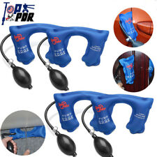 4xPro Air Shim Inflatable Bag Pry Bar Pump Wedge Door Windows Opener U Type Blue