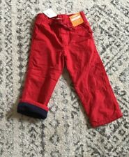Gymboree Fleece Lined Pants Brown Nwt Size 2T