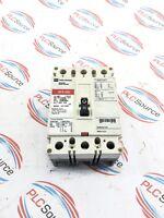 EATON CUTLER HAMMER HFD 65K HFD3020L 3 POLE 20 AMP CIRCUIT BREAKER, 600 VAC