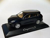 Porsche CAYENNE S de 2014 au 1/43 de Minichamps WAP0200060E