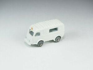 CIJ - Microminiature - Ambulance Renault 1000kg Goelette - 1/86 - Micro