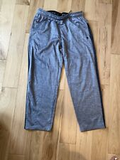 Russell Activewear Pants Large Gray Mens