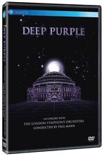 DEEP PURPLE - IN CONCERT WITH THE LONDON SYMPHONY ORCHESTRA  DVD NEU