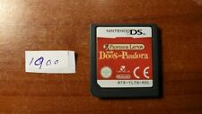 1900 Nintendo DS Game only Professor Layton Pandoras Box HOL