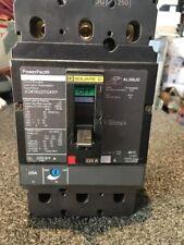 Square D JGM36225SARP 225A 3 Pole 600V Breaker