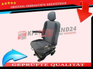 Opel Movano Renault Master Nissan NV400 Fahrersitz Bank Sitzbank Sitz AN 00122