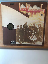 "Led Zeppelin II -LP- US 1969 Atlantic SD 8236 ""RL"" Cut Robert Ludwig  (videos)"