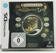 Professor Layton und das geheimnisvolle Dorf * NDS/2DS/3DS  Expressversand in D