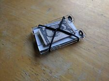Clear Tactical Shock Wallet, EDC Punisher NEW!
