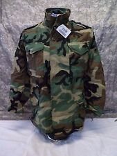 Woodland M-65 Field Jacket-NEW-Small Long NWT Golden Manufacturing