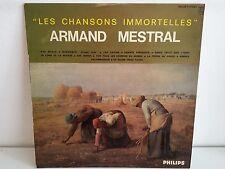 ARMAND MESTRAL Les chansons immortelles P77256L