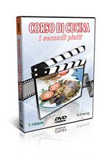 DVD CORSO DI CUCINA : I SECONDI PIATTI
