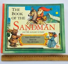 Book Of The Sandman and Alphabet of Sleep by Poortvliet + Huygen HC/DJ 1989