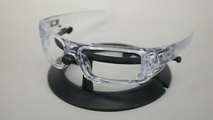 NEW Authentic Oakley GASCAN Polished Clear Frame OO9014 Genuine ULTRA RARE!