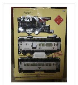 Jack Daniels aristocraft g scale model trains