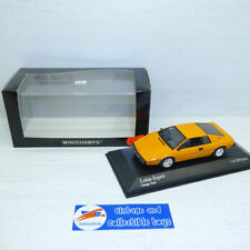 Minichamps 1:43 | Lotus Esprit 1978 - Orange 400135221 Limited 2016 pcs