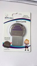 Nit Pickers Head Lice Removal COMBS