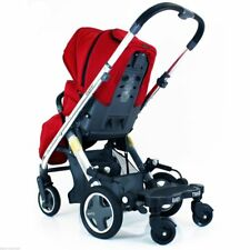 NEW Stroller Board for Baby Style Oyster Buggy Pushchair Pram Ride on Step Pink
