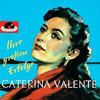 (CD) Caterina Valente - Ihre Großen Erfolge - Ganz Paris Träumt Von Der Liebe