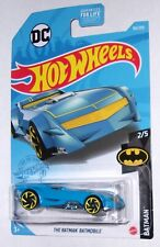 Hot Wheels Batmobile 2018-2021 TV Dark Knight Justice Animated Batplane 4/18/21