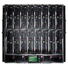16 x HP ProLiant BL460c w/ 2x Quad-Core Xeon L5420 2.5Ghz BL c7000 Blade Server