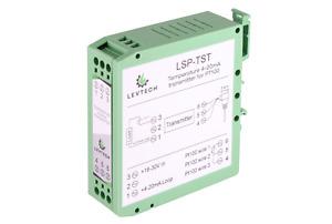 Temperature 4-20mA transmitter for PT100 sensor